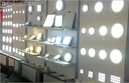 Wholesale Saa Driver - Led Panel Light 9W 12W 15W 18W 21W LED Ceiling lights Recessed Lamp Round Square for Indoor Lights 85-265V Led Driver