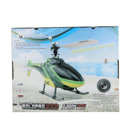 Wholesale Rc Helicopter Solo Pro - Nine Eagles SOLO PRO 232A 4CH 2.4GHz RC FPV Helicopter RTF W Camera Night Flight LED Transmitter Mode 2