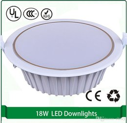 Wholesale Remote Solar Systems - solar power system 12 volt 5W downlight   7W downlight   10W   12W   18W Bright Recessed Ceiling Panel Down Light Bulb Lamp