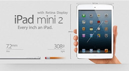 IPad mini ricondizionato 2 iPad mini originale 2a generazione Wifi16 / 32 / 64G Tablet PC 7.9