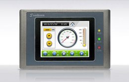Wholesale Plc Systems - Android System New and Original 3.5 Inch HMI (Human Machine Interface) for industrial PLC With RS232 422 485 Touch Screen Samkoon AK-035AE