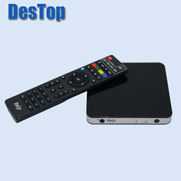 TVIP 605 set top box 4 K freqüência dupla WiFi 4k / 2.4G 5G Ultra Alta Definição sistema Dual 4K ULTRA HD Dual wi-fi de
