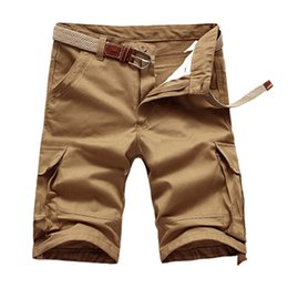 Wholesale Cargos Pants For Sale - free shipping Sale men's casual cotton cargo Pant combat camouflage pants trousers for man W28 29 30 31 32 33 34 36 38 40 men's trousers