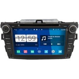 Wholesale Special Car Dvd Toyota Corolla - Winca S160 Android 4.4 System Car DVD GPS Headunit Sat Nav for Toyota Corolla 2007 - 2012 with Radio Wifi Player