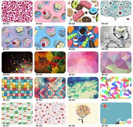 Wholesale Notebook Pvc Skin - Christmas Eve Christmas Day Creative gifts Computer Accessories Skin Protectors macbook Notebook film colourfs 10lot drop shipping