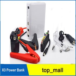 Wholesale Rechargeable Jump Start - Multifunctional 12000mAh Car Jump Starter Vehicle Auto Engine EPS Emergency Start Rechargeable Battery Pack Power Bank 010128