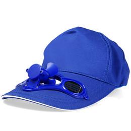 Casquillo solar máximo Sunhat del ventilador libre del aire del sombrero de  la energía solar del ccsme 25pcs para el ciclo que acampa al aire libre 9692e6fb2aa