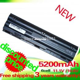 Wholesale Hp Pavilion Dm1 Battery - High quality- HOT- 5200mAh laptop battery for Hp Pavilion DM1-4100 dm1z-4100 dm1-4000 CTO Mini 110-4100 Mini 200-4200 Mini 210-3000 Mini 210