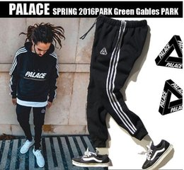 Wholesale Grey Pants Woman - High Quality Skateboard Pants Men Women Cotton sport Pants Jogger Casual Sweatpants Casual Hip Hop Hombre Trousers
