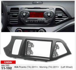 Wholesale Kia Picanto Stereo - CARAV 11-192 Top Quality Radio Fascia for KIA Picanto (TA), Morning (TA)(Left wheel) Stereo Fascia Dash CD Trim Installation Kit