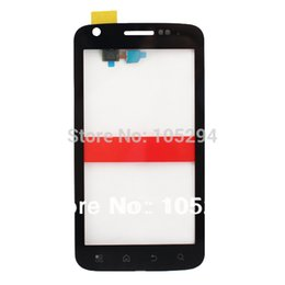 Wholesale Atrix Digitizer - Wholesale-100% original For Motorola Atrix 4G MB860 Touch Screen Digitizer Replacement x1PC , free shipping