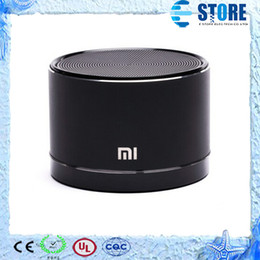 Wholesale Bluetooth Device Computer - Xiaomi Mini Wireless Bluetooth Speaker For Xiaomi Phone Apple & Android Devices PC Computer w  Bluetooth wu