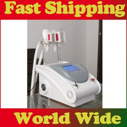 Wholesale Two Lift - EU TAX FREE Two handles Cryo Weight Loss cryotherapy vacuum therapy body fat cold slimming freeze machine skin lifting cellulite machine