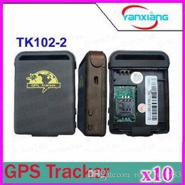 10pcs tk102 2 global real time mini gps tracker for kids and vehicle 4 bands gsm gprs gps car tracker sample zy dh 04 from dropshipping suppliers