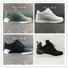 Wholesale Gels For Sale - Hot sale 2017 hot sale top quality running shoes Gel Lyte iii V for men and women sports shoes saga size Eur 36-45