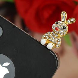 Wholesale Cheap Phone Accessories Free Shipping - Wholesale-Mini. Order $10 Free Shipping 3.5MM Cheap Mobile Phone Accessories Rabbit Dust Plug Ear Cap LM-P010