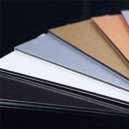 Wholesale Porcelain Tile Wall - Advertising background dry hanging aluminum plate Building materials Composite board Indoor and outdoor wall trim panels