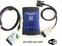 Canada Nouveau GM MDI avec carte WIFI squ Interface de diagnostic multiple MDI Scanner de diagnostic automatique expédition rapide Offre