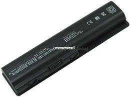 Wholesale Hp Pavilion Dv4 Dv5 Dv6 - Durable- 4400mAh 6 Cell Laptop Battery For HP Pavilion DV4 DV4i DV4t DV4z DV5 DV6 G50 G60 G70 G71 G71-340US H