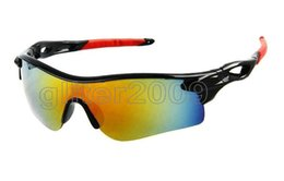 Wholesale Faces Sporting Good - New 9 colors mens Outdoor sport sunglasses good Half-frame Eyewear NICE FACE Take the sunglasses Dazzle colour glasses Resin lenses