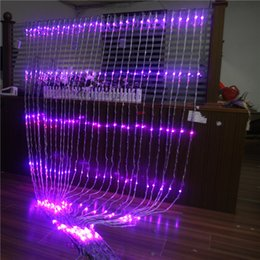 Wholesale Waterfall Decoration Lamp - Fairy 3m * 3m 336 LED Waterfall Christmas Lights New Year Holiday Party Wedding Home luminaria Decoration Curtains Garland Lamps