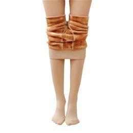 Wholesale Photo Buildings - De Latest Design Photos Fashionable Women's Clothing New Women's Leggings , Winter Pantyhose with Built-in Fur Very Warm