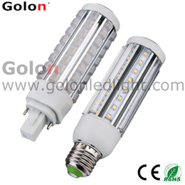 Wholesale Led Bulb 11w Free Shipping - led bulbs G24 360 degree 11W 9W 7W 5W G24q G24D Gx23-2 120V 230V 277V 4000K 5000K 6500K DHL Fedex free shipping