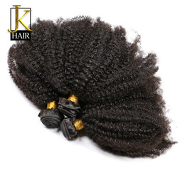 Wholesale Rosa Hair Products - Slove Mongolian Afro Kinky Curly Unprocessd Virgin Hair Weave Bundle Human Hair Extension Slove Rosa Hair Products Natural Color