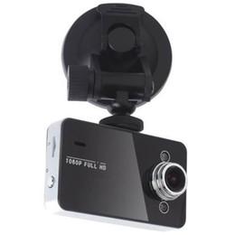Wholesale car dvr best - Car DVR Cameras Blackbox K6000 HD 720P 90 Degree Angle 2.4 inch TFT LCD Video Recorder Best Quality