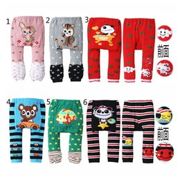 Wholesale Diaper Trousers - Character Baby PP Pants Busha Leggings Elastic Waist Baby Trouser Diaper Cover Fashion Tights Underpants Free Shipping