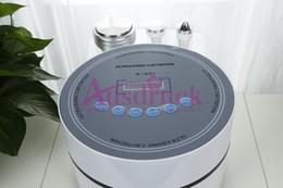 Wholesale Top Gel Machine - Gel as free gift + Top quality 40K Ultrasound Cavitation Ultrasonic Liposuction Machine fat loss slimming body shaping equipment