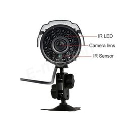 Wholesale Motion Kit Camera Security - Free shipping,4CH Channel cctv system IR Waterproof Surveillance Security DVR Night Vision Camera System Kit,motion detection