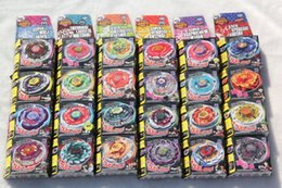 Wholesale Pc Gifts - 2015 New Arrive!! 12 pcs lot 24 Different Style Toys Gifts Metal Beyblades Beyblade Without Launcher