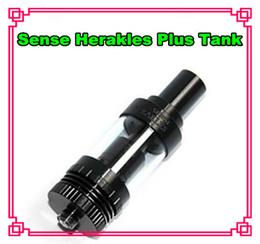 Tanque vs gotejamento on-line-Sense Herakles Plus Tanque Preto SS 3.6 ml Top Projeto de Recarga de Controle de Fluxo de Ar da Ponta do Gotejamento Sub Ohm Atomizador vs Freemax Pro