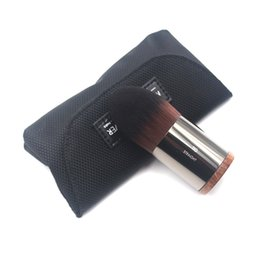 Wholesale Synthetic Precision Brush - New Arrival Medium Synthetic Brush No .110 Combines The Precision of A Traditional Foundation Brush Kabuki Soft Makeup Brushes