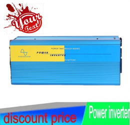 Wholesale Solar Power Grid Tied - Free shipping 2500W OFF Grid Tie Power Inverter 50Hz For Solar Panel Wind Turbine System