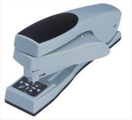 Wholesale Student Paper - For Student School Office Swivel Booklet Stapler Multi-angle 90 180 270 Degree Rotation Metal 25Page Paper Perfect Free Shipping,dandys