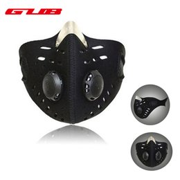 Wholesale Caribbean Masks - Wholesale- Anti-pollution City Cycling Face Mask Mouth-Muffle Dust Mask Bicycle Sports Protect Road cycling Pirates of the Caribbean masks