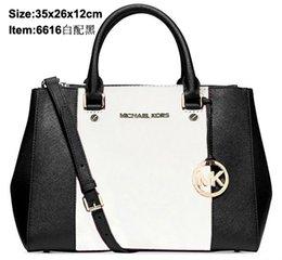 Wholesale Casual Fashion For Women - 2016 High quality PU leather women's handbag new fashion handbag for women shoulder big bags free shipping Brand