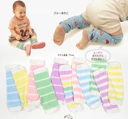 Wholesale Rainbow Leg Warmer - Free UPS fedex Ship 2016 Baby Christmas Leg Warmers Infant rainbow striped Leg Warmer Socks adult colorful arm warmers 20color choose freely