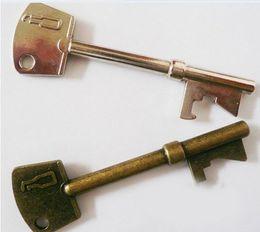 Wholesale Beer Uk - SUCK UK SUCKUK Keychain Bottle Opener Steel Key Ring Beer Can Opener Tools DHL FEDEX FREE SHIPPING