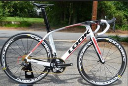 Wholesale Road Bike Carbon Ultegra - White Look 795 Full Carbon Road complete Bike Bicycle With Ultegra R8000 Groupset For Sale White dimple wheelset