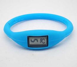 Spike silicone anion watch masculino e feminino estudantes exame dedicado relógio esportivo digital levou relógios crianças assistir cheap led silicone anion watch sport de Fornecedores de levou silicone anion relógio esporte