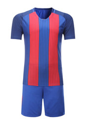 Wholesale Support Pants - soccer jersey kit wholesale tshirt shorts pants football uniform set adult sport articles Blank jersey shirt   support customize name number