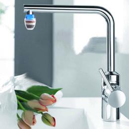 Canada Vente en gros-Accueil Outil Charbon Actif Eau Purificateur D'eau Utiliser Pour Robinet De Cuisine Robinet D'eau Purificateur Offre