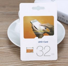 Wholesale Tf Card Micro Sd Gb - Sells 32 gb 64 gb memory card 10 TF SD Micro card speed TF SD Micro HOT 2015 100 PCS package mail