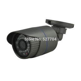 Wholesale Ip Ir Camera Dvr System - Home CCTV outdoor 1200TVL AHD 4CH Security Camera System 960H 720P 1.0MP Day Night IR Camera HDMI Hybrid Analog AHD IP DVR Kit