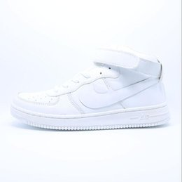 Wholesale Factory Direct Fabric - Factory direct Air High board shoes men women casual shoes students couple white shoes