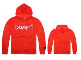 Wholesale Trukfit Shipping - Hot sale new arrival Mens Trukfit hoodies, Brand HIP HOP sweatshirts, men Male fashion sweat, Cotton clothing Free shipping