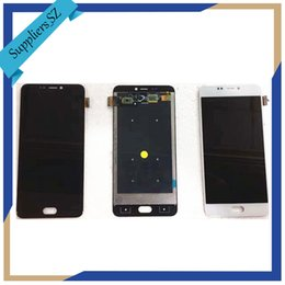 Wholesale Gionee Phones - Cell Phone Touch Panels for Gionee A1 Replacement LCD Display Touch Screen Digitizer Assembly Factory Price